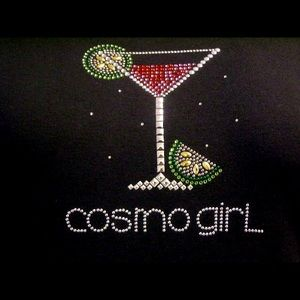NWT S or 2X cosmo girl short sleeve shirt